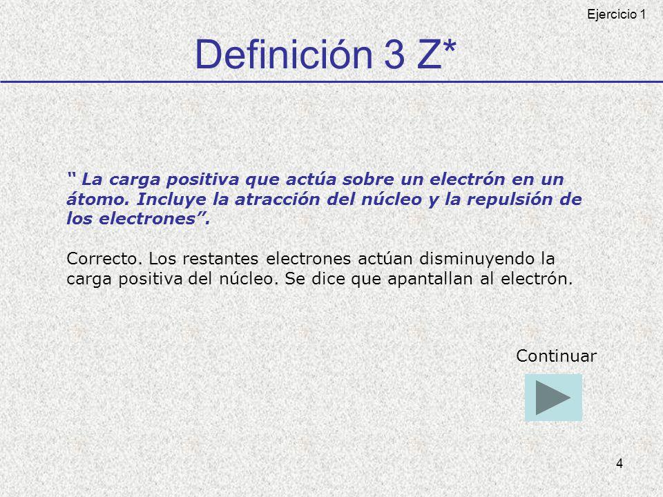 Definición 3 Z* Ejercicio 1.