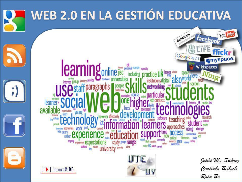 WEB 2.0 EN LA GESTIÓN EDUCATIVA