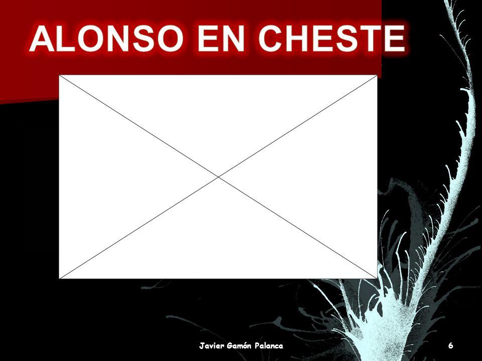 ALONSO EN CHESTE