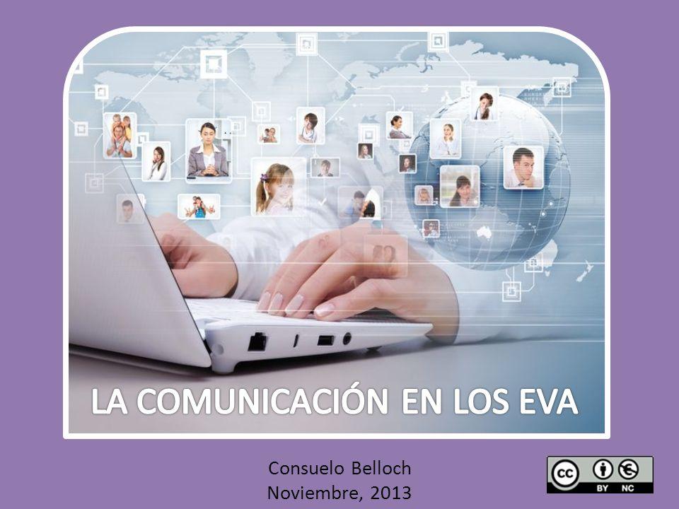 LA COMUNICACIÓN EN LOS EVA