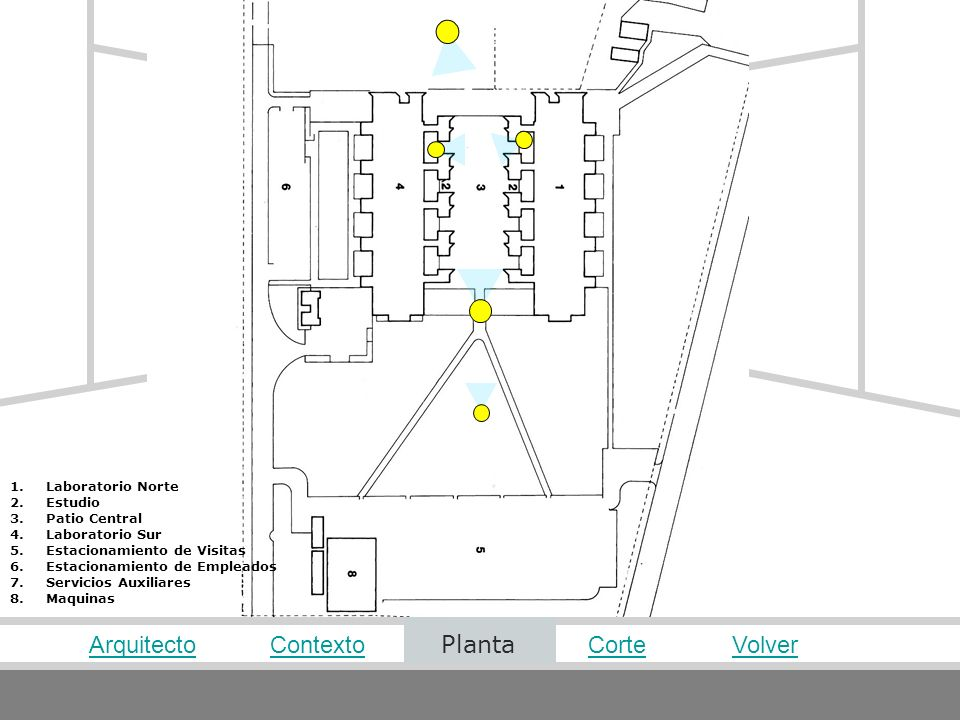 Arquitecto Contexto Planta Corte Volver Laboratorio Norte Estudio