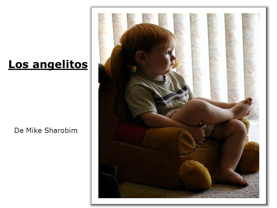 Los angelitos De Mike Sharobim