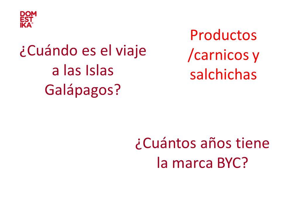 Productos /carnicos y salchichas