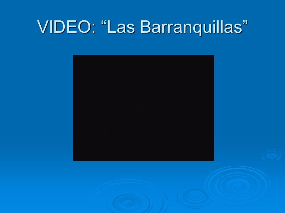 VIDEO: Las Barranquillas