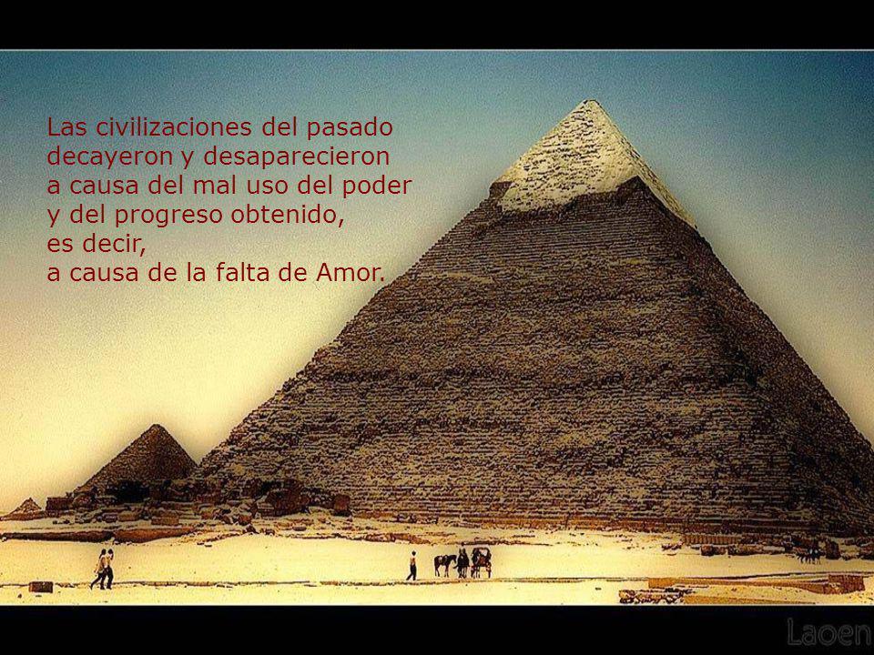Las civilizaciones del pasado