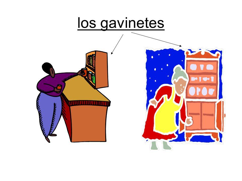 los gavinetes