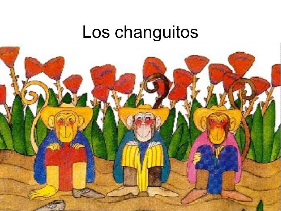 Los changuitos
