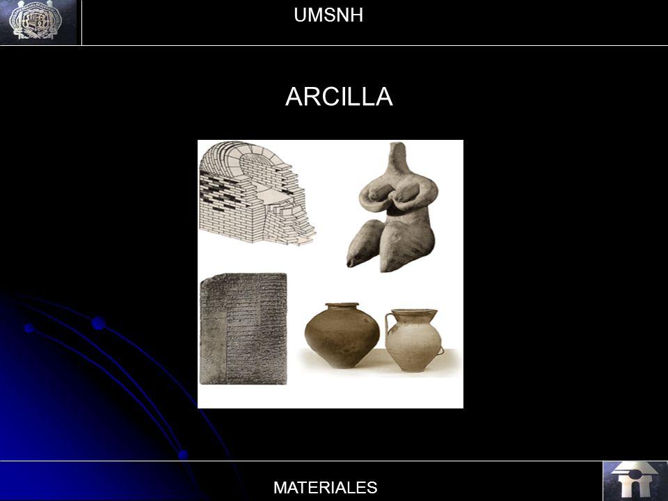 UMSNH ARCILLA MATERIALES