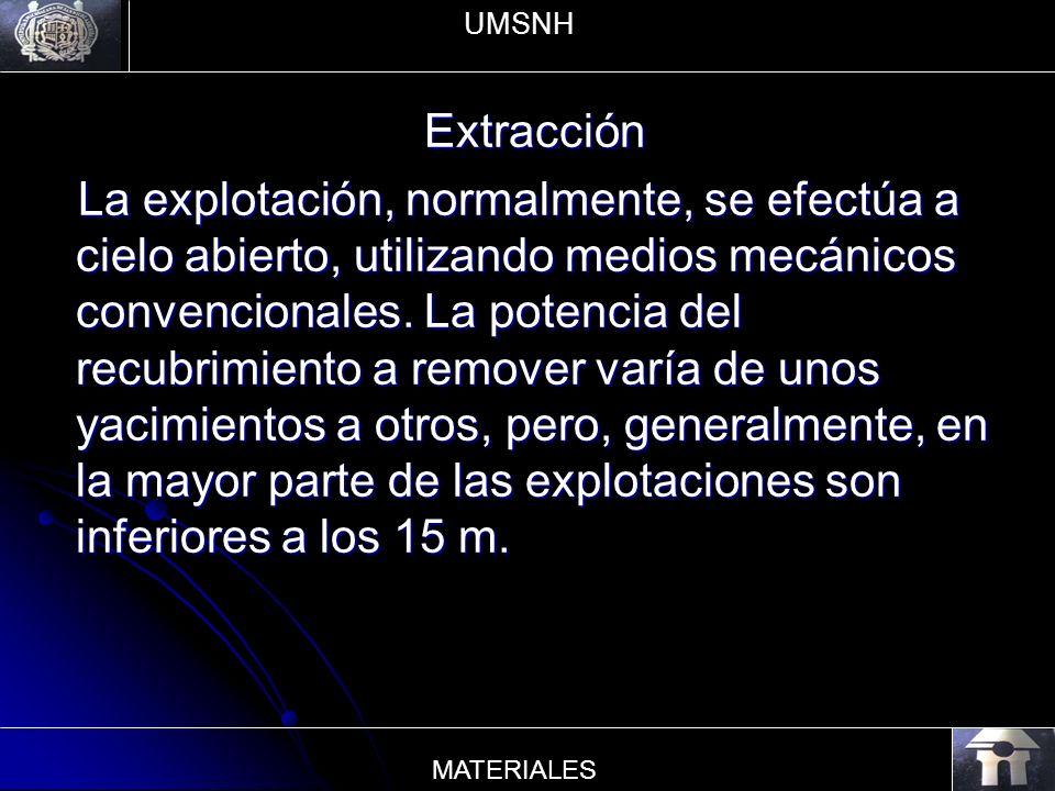UMSNH Extracción.