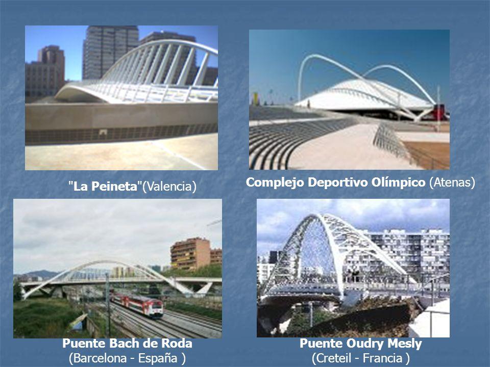 Complejo Deportivo Olímpico (Atenas) La Peineta (Valencia)