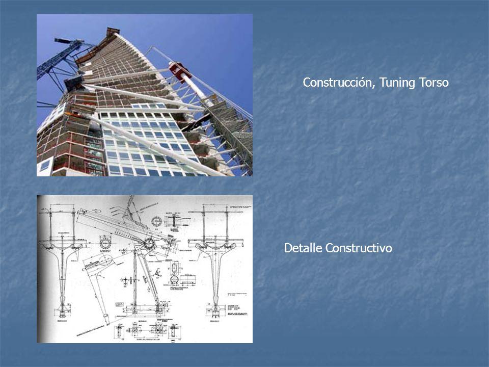 Construcción, Tuning Torso