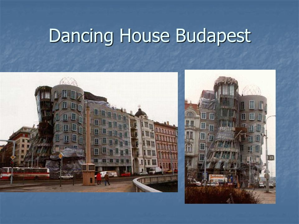 Dancing House Budapest