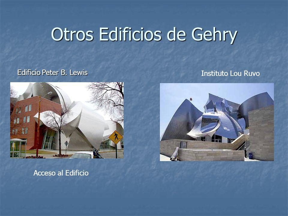 Otros Edificios de Gehry