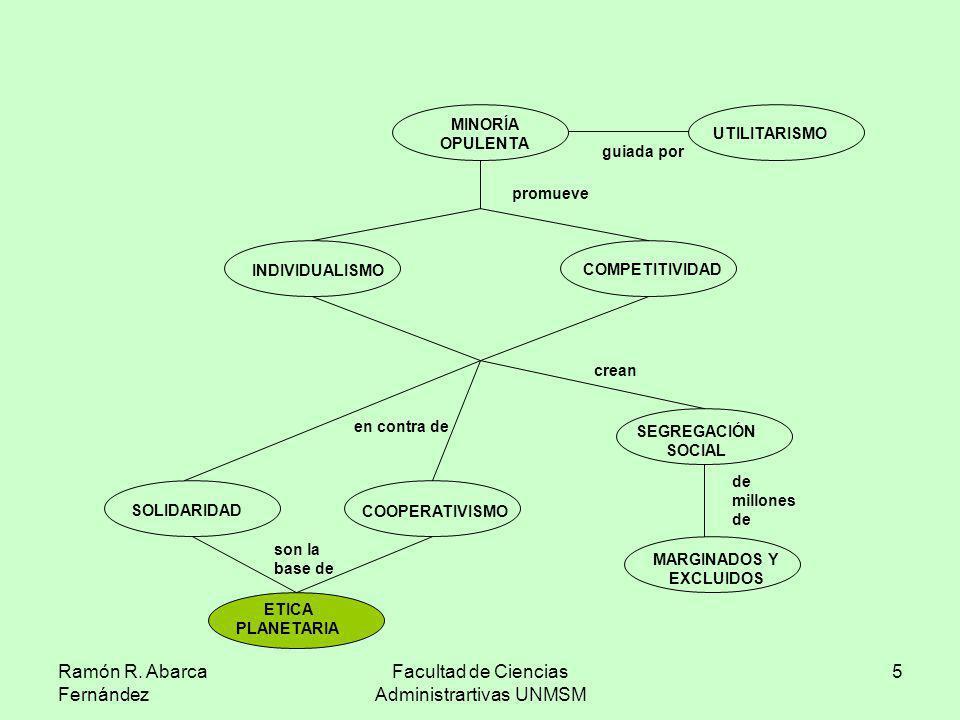 MARGINADOS Y EXCLUIDOS