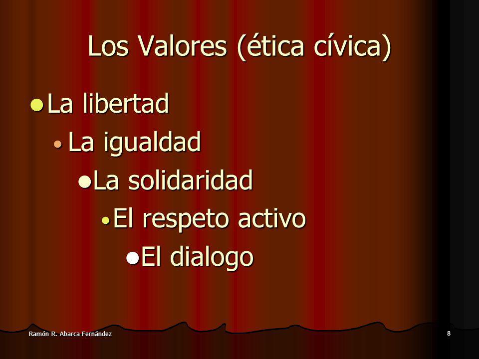 Los Valores (ética cívica)