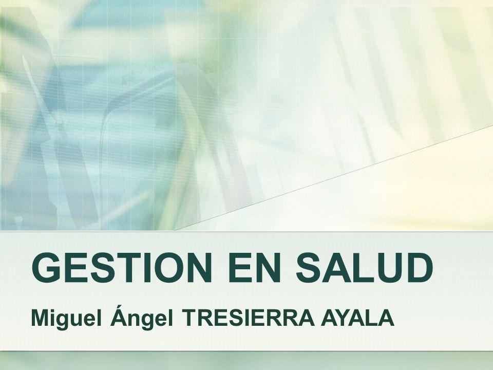 Miguel Ángel TRESIERRA AYALA