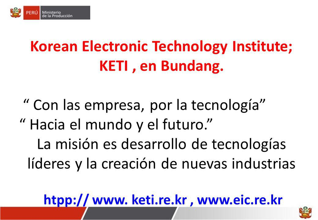 Korean Electronic Technology Institute;