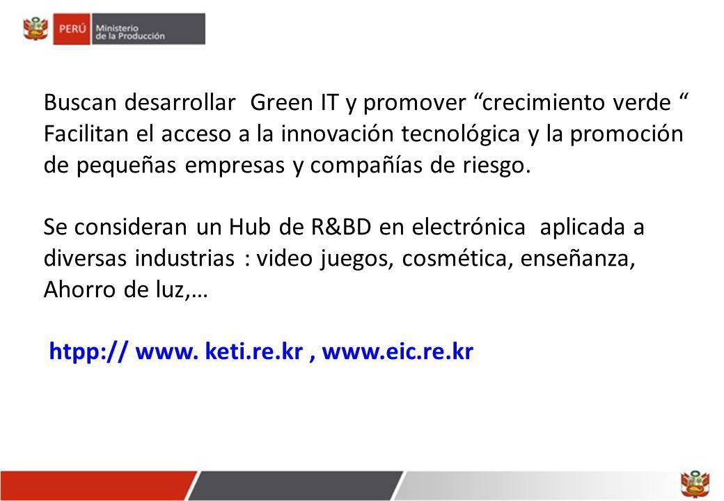 Buscan desarrollar Green IT y promover crecimiento verde