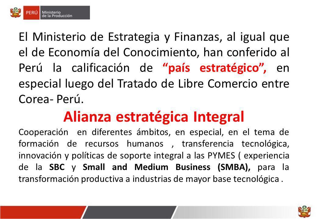 Alianza estratégica Integral