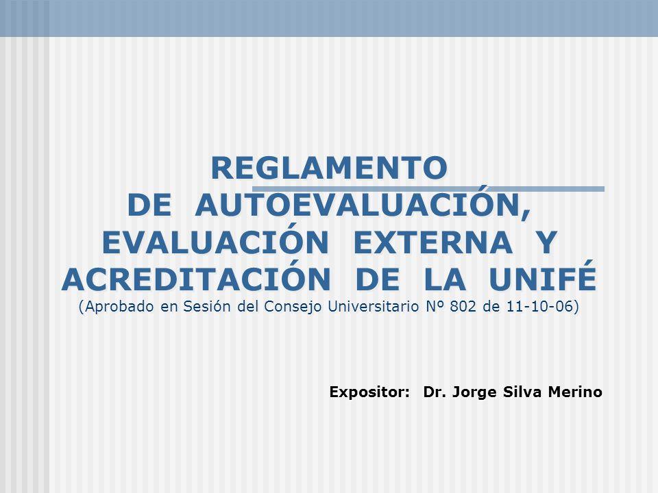 Expositor: Dr. Jorge Silva Merino