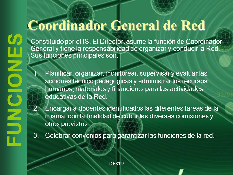 Coordinador General de Red