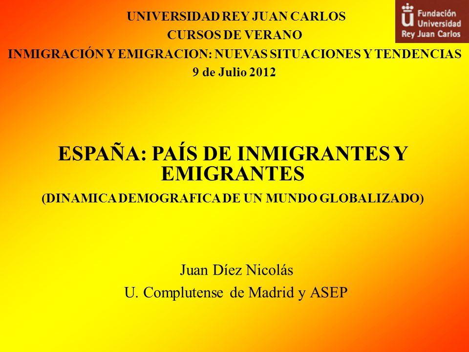 Juan Díez Nicolás U. Complutense de Madrid y ASEP