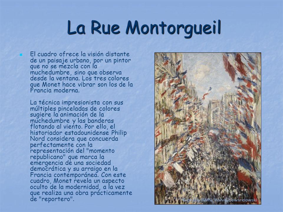 La Rue Montorgueil