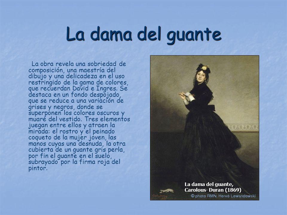 La dama del guante