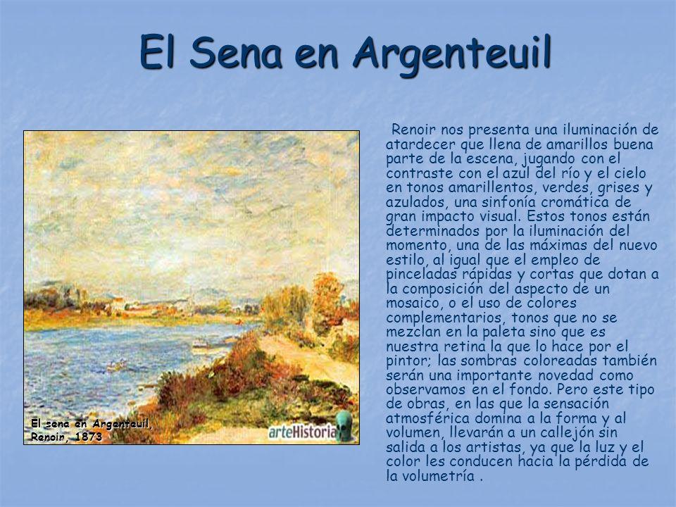 El Sena en Argenteuil