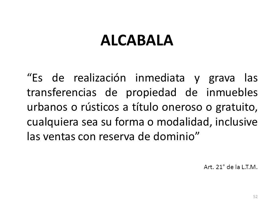 ALCABALA