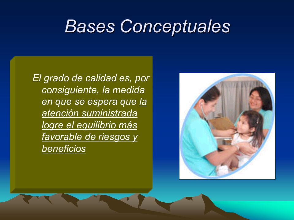 Bases Conceptuales