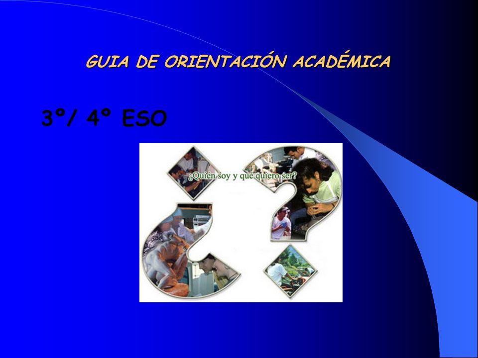 GUIA DE ORIENTACIÓN ACADÉMICA