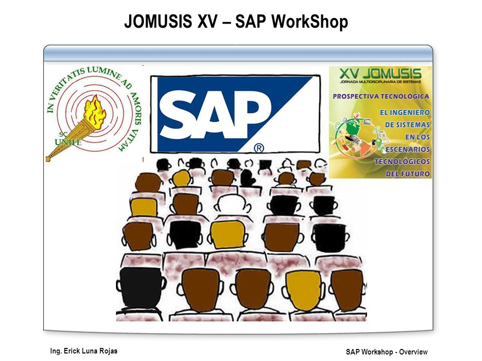 JOMUSIS XV – SAP WorkShop