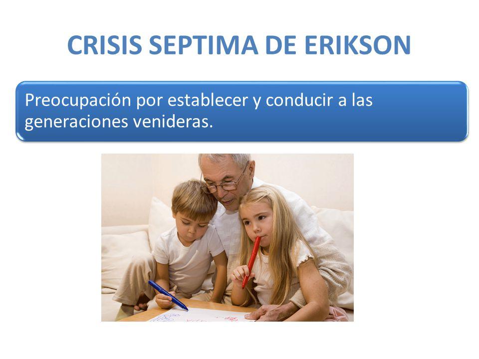 CRISIS SEPTIMA DE ERIKSON