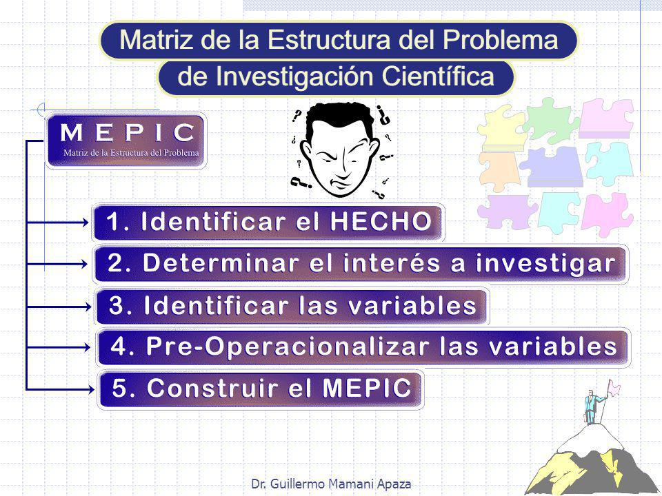 Dr. Guillermo Mamani Apaza