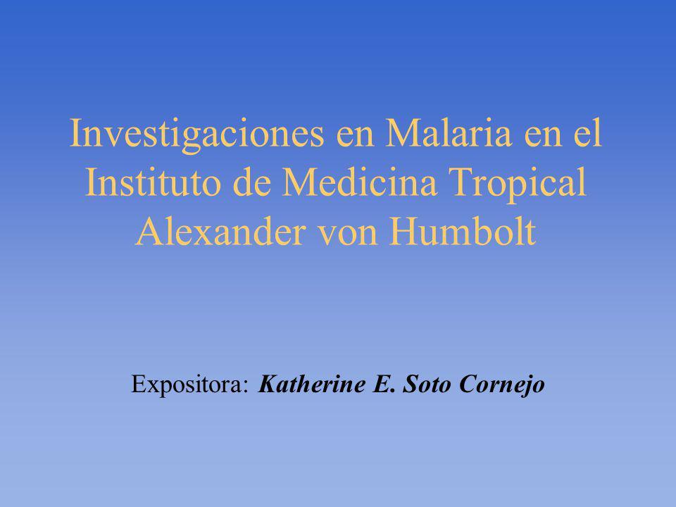 Expositora: Katherine E. Soto Cornejo