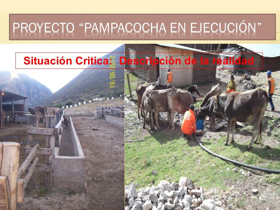 Proyecto Pampacocha en Ejecución