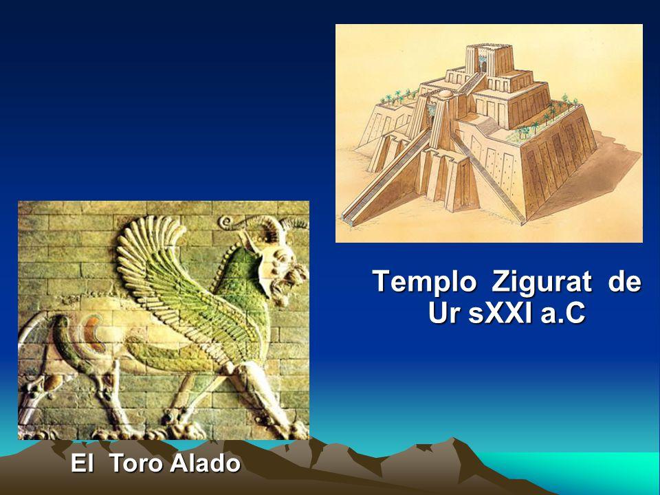 Templo Zigurat de Ur sXXI a.C