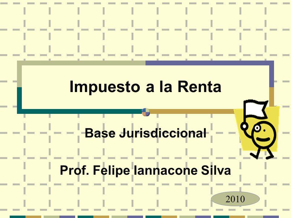Base Jurisdiccional Prof. Felipe Iannacone Silva