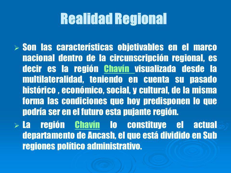 Realidad Regional