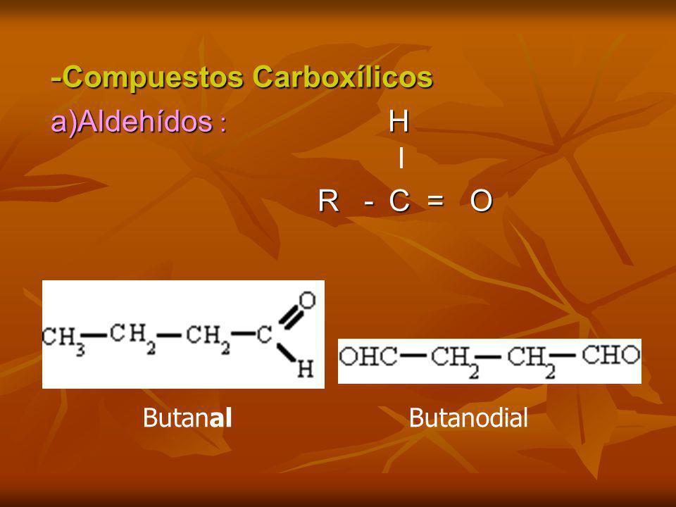 -Compuestos Carboxílicos