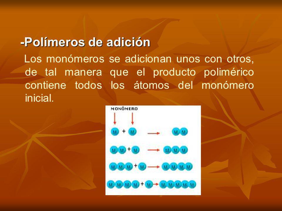 -Polímeros de adición