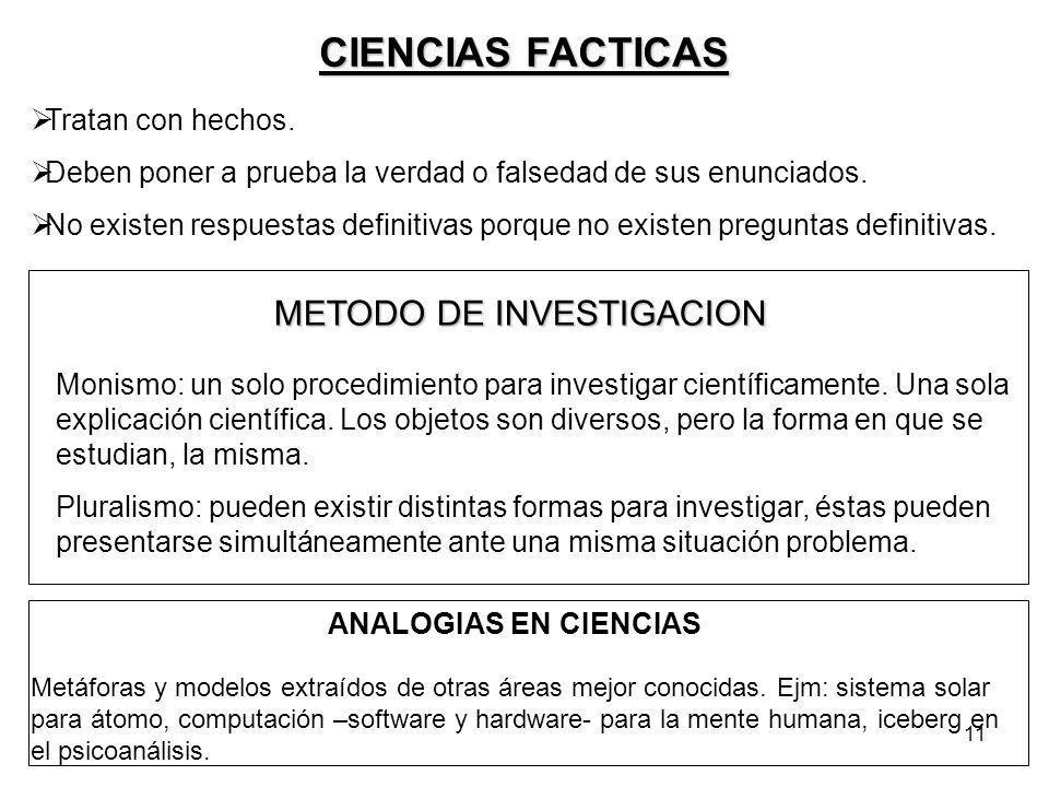 METODO DE INVESTIGACION