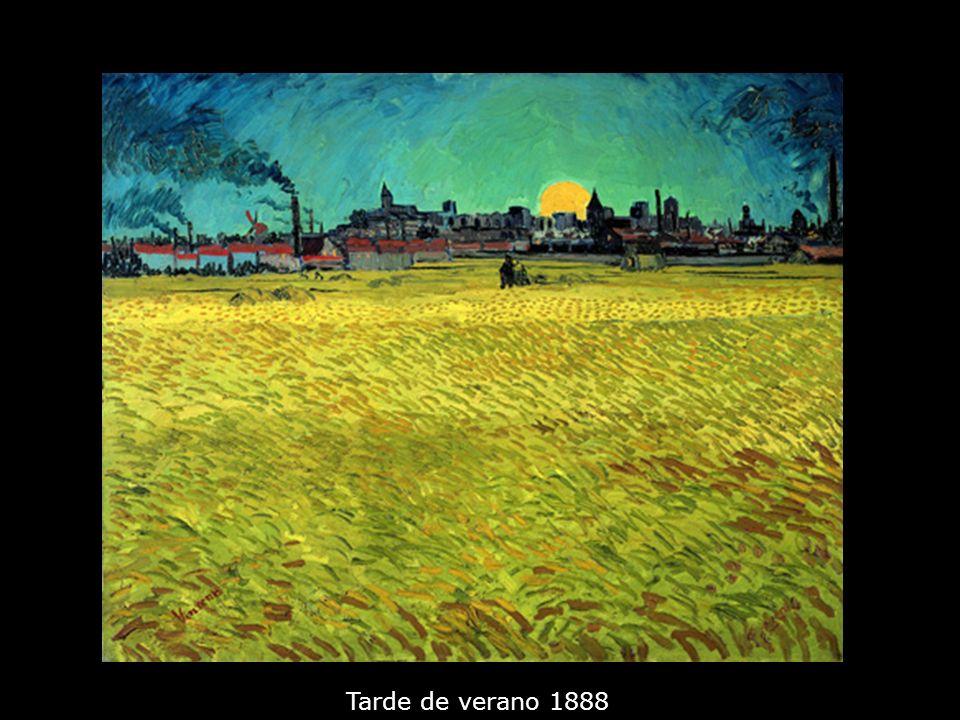 Tarde de verano 1888