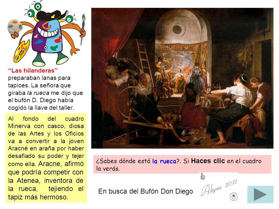 En busca del Bufón Don Diego