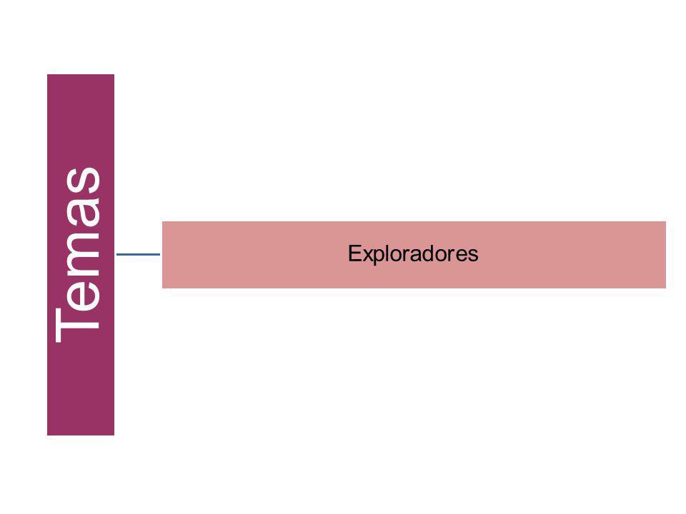 Temas Exploradores
