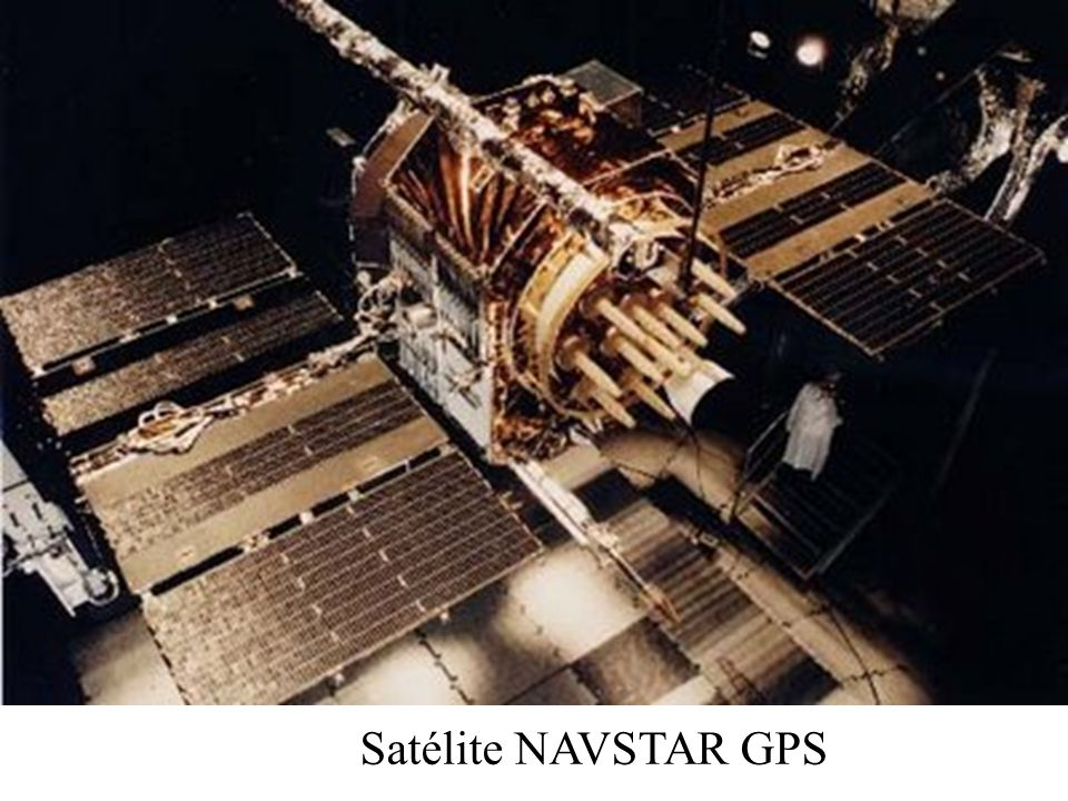 Satélite NAVSTAR GPS
