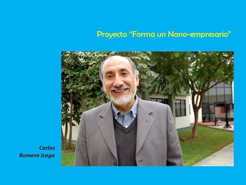 Proyecto Forma un Nano-empresario