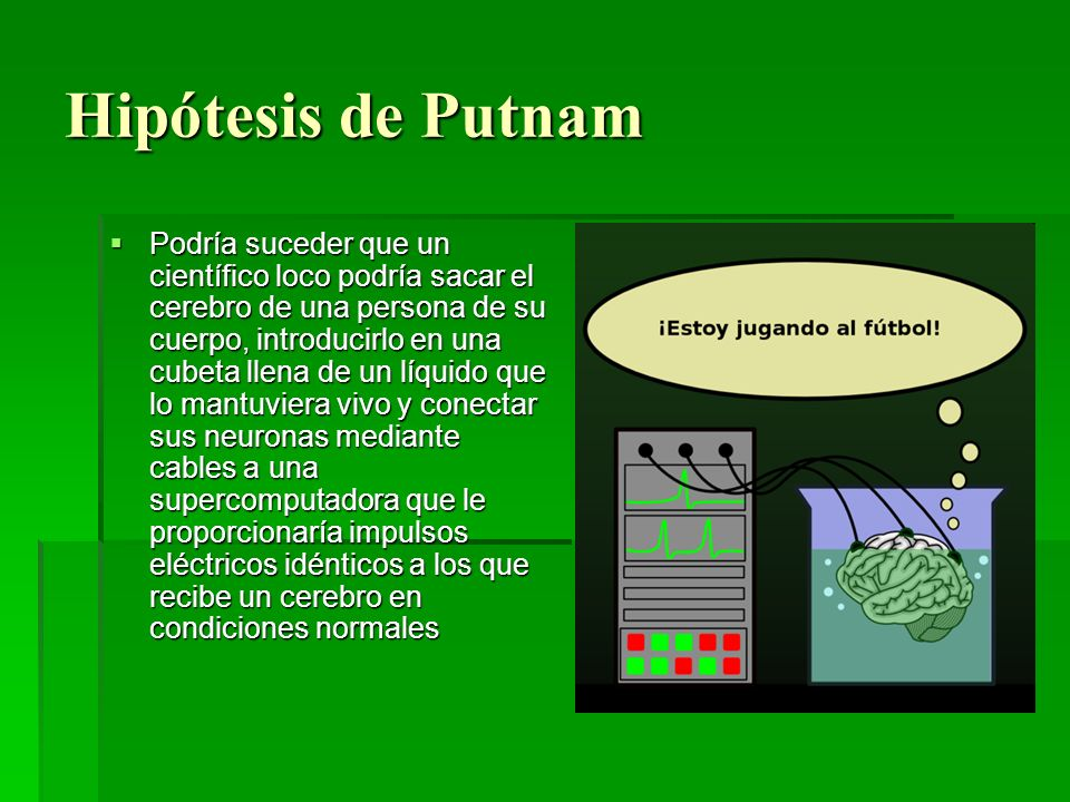 Hipótesis de Putnam