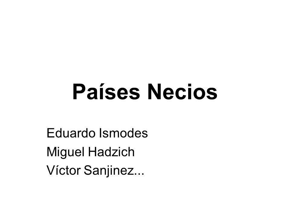 Eduardo Ismodes Miguel Hadzich Víctor Sanjinez...